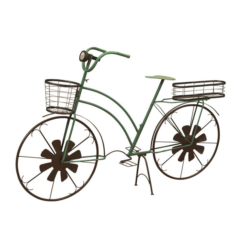 Solar Metal Bicycle 52.95inl