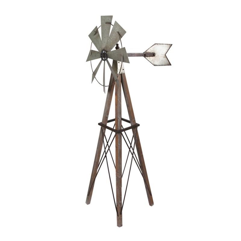 Windmill Yard Decor 59.25inh