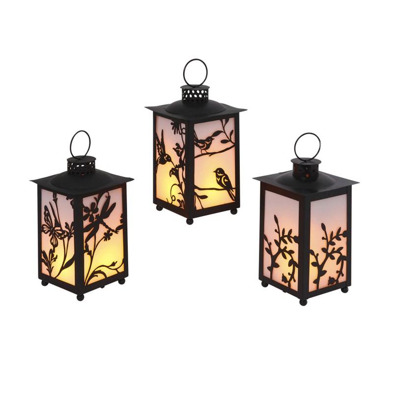 Fireglow Lanterns 9.65inh