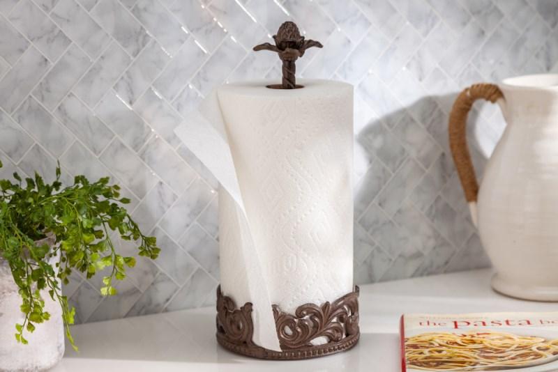Acanthus Paper Towel Ho 14.5h