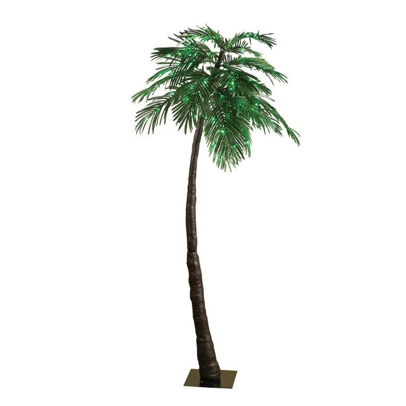 7'h Green Palm Tree