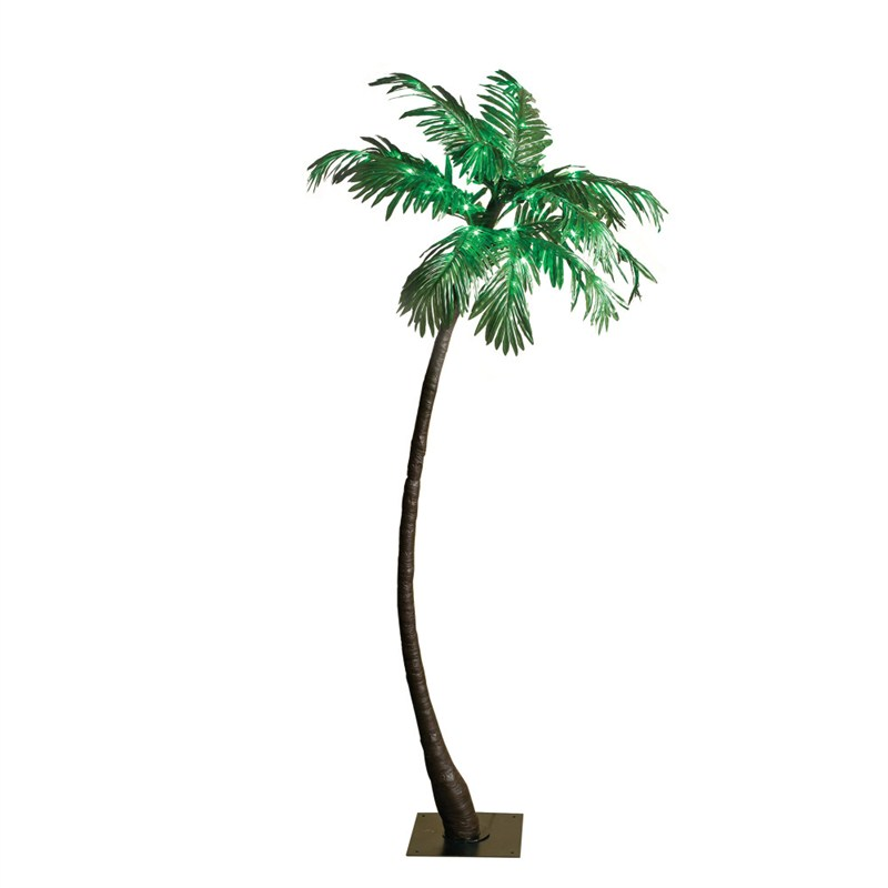 5'h Green Palm Tree