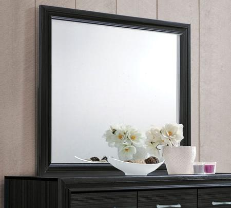 Acme Naima Mirror, Black