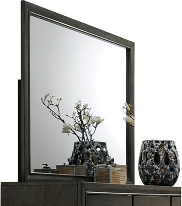 Acme Carine Mirror, Gray