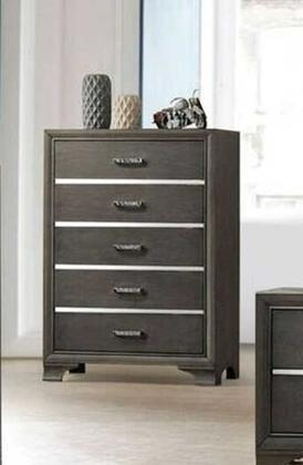 Acme Carine Chest, Gray