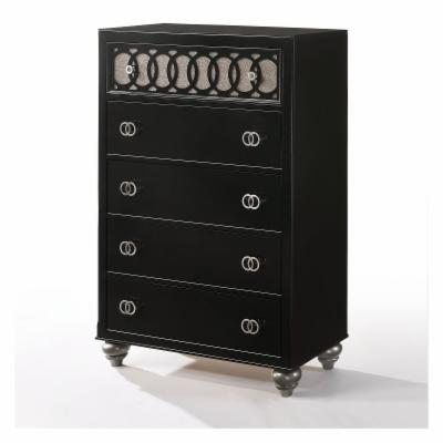 Acme Ulrik Chest, Black