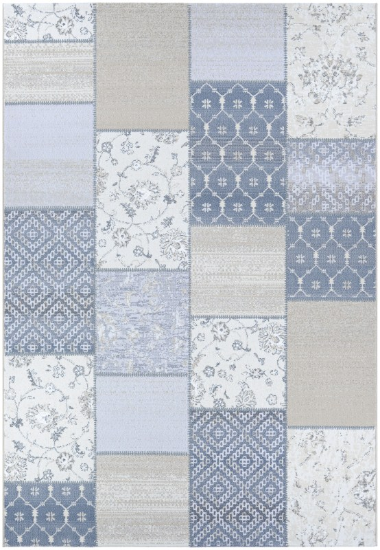 Marina Power-loomed Oyster-pearl Area Rugs