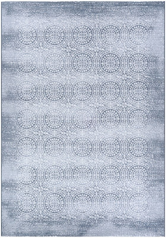 Marina Power-loomed Slate Blue-pearl Area Rugs