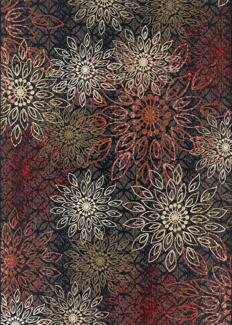 Dolce Power-loomed Multi Area Rugs