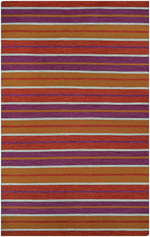 Cottages Hand-woven Fruit Punch Area Rugs