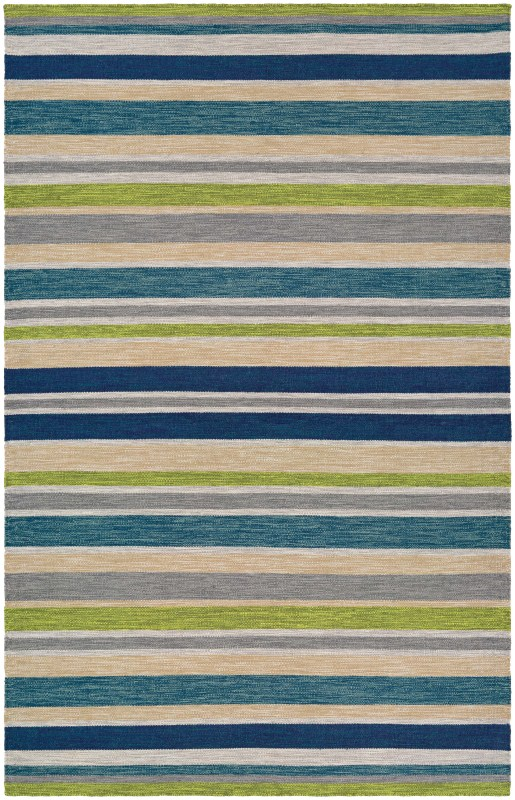 Cottages Hand-woven Ocean Shades Area Rugs