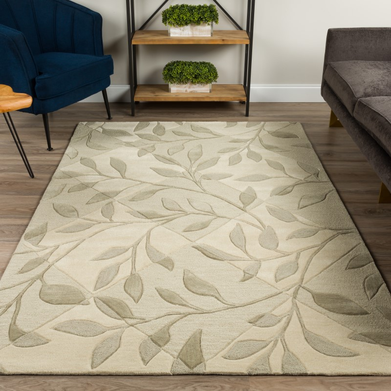 Addison Marlow Dove Area Rug