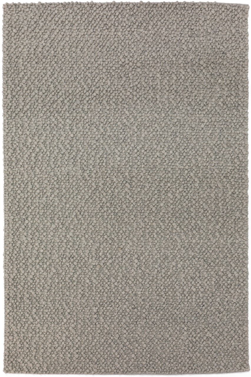 Addison Boulder Chunky Fog Hand Loomed Wool Accent Rug