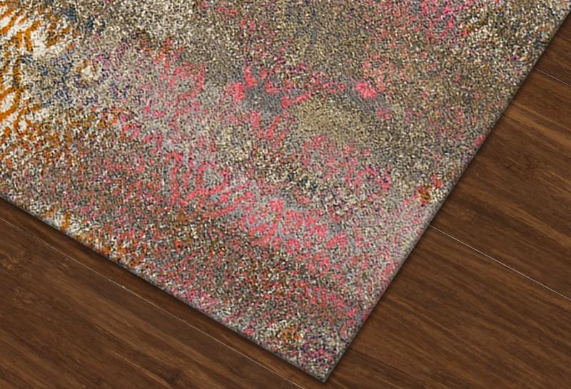 Addison Bria Pink Area Rug