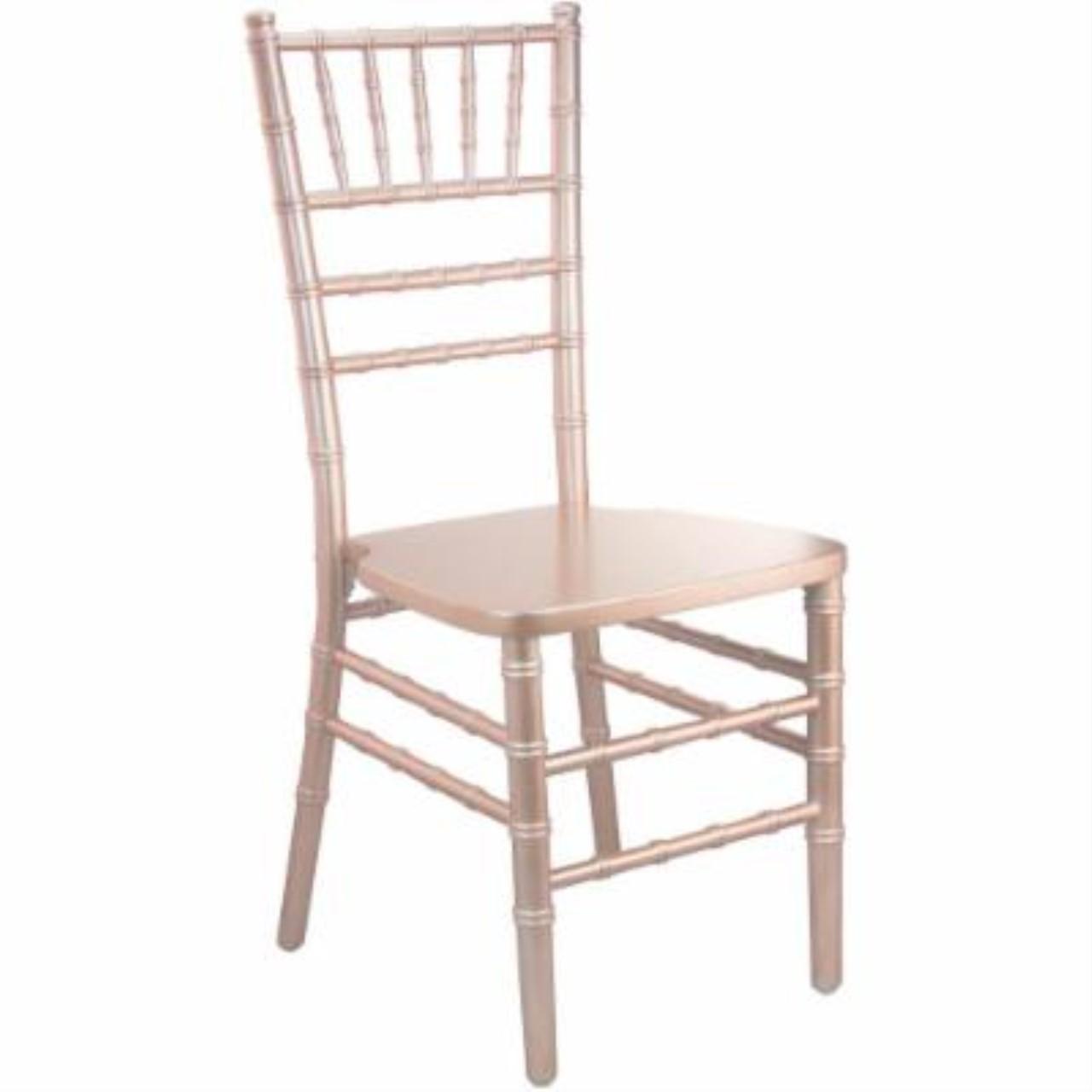 Rose Gold Chiavari Chair