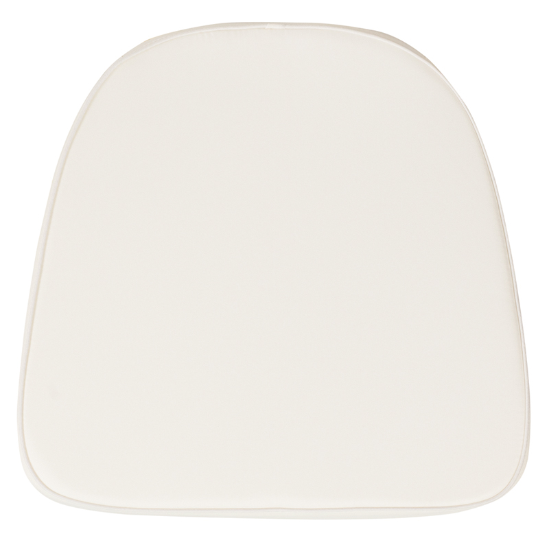 Ivory Fabric Cushion