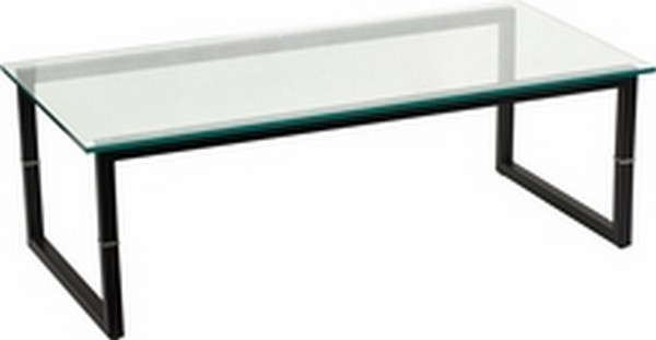 Glass  Reception Table