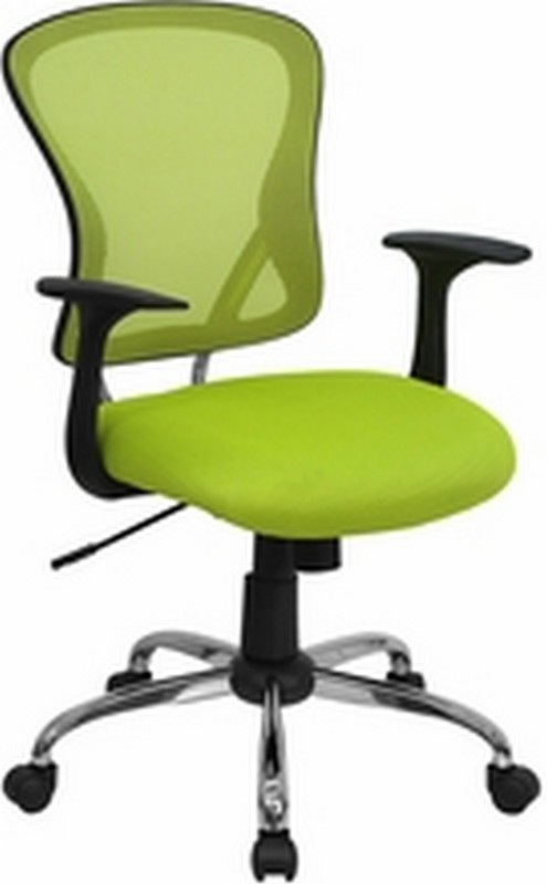 Green Mesh Chair
