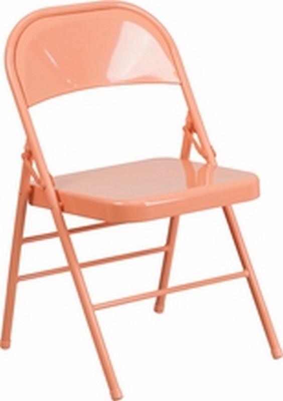 Sedona Coral Folding Chair