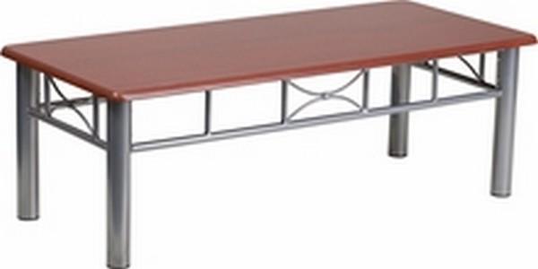 Mahogany Reception Table