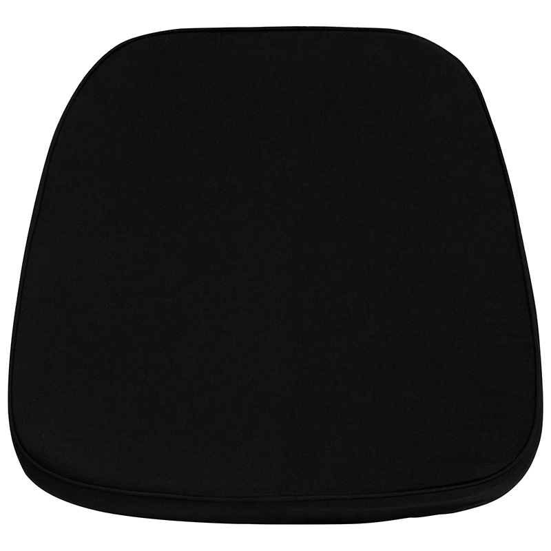 Black Fabric Cushion