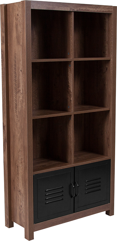 Oak Storage Shelf