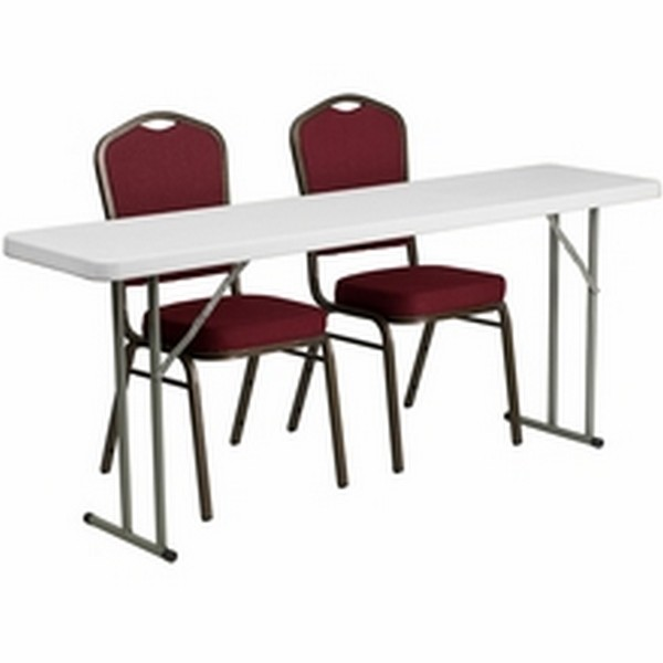 Folding Table Set