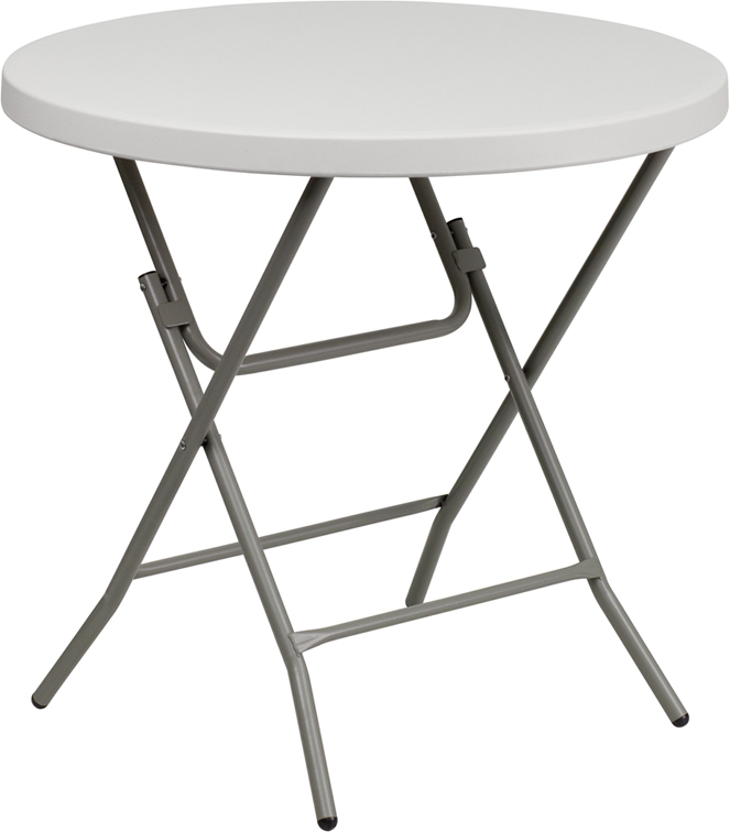 Shoppingideausa  Commercial Grade Folding Table 220 Lb. Static Load Capacity
