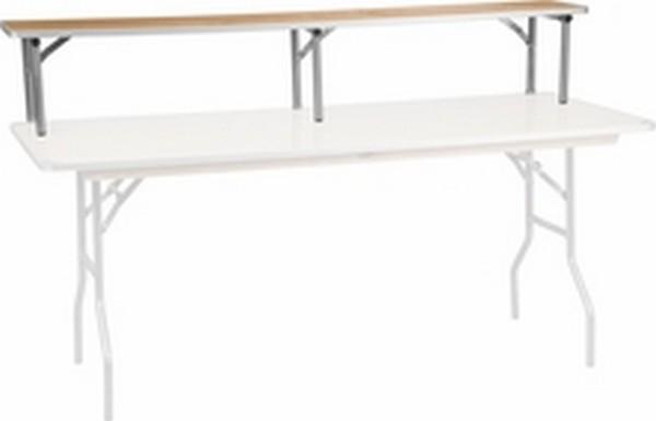 72 X 12 X 12 Bar Top Riser