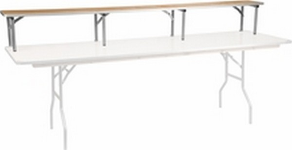 96 X 12 X 12 Bar Top Riser