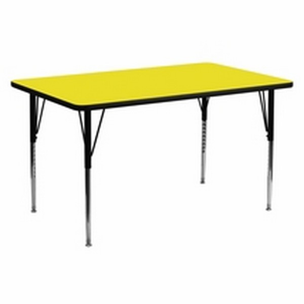 24 X 60 Activity Table