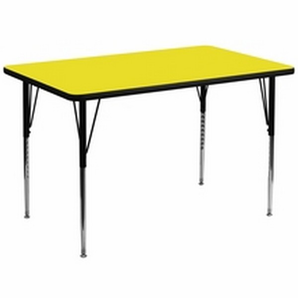 36 X 72 Activity Table