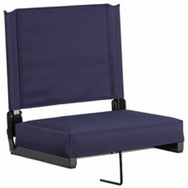 Navy Stadium Chair