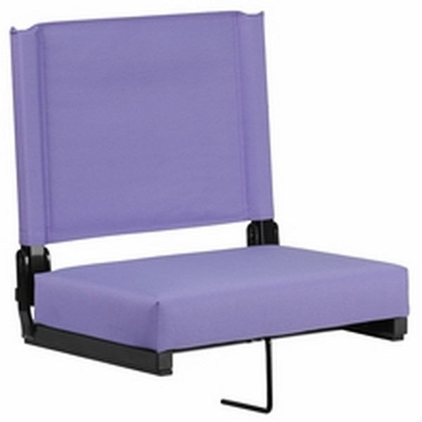 Purple Stadium Chair