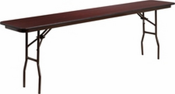 18 X 96 Folding Table