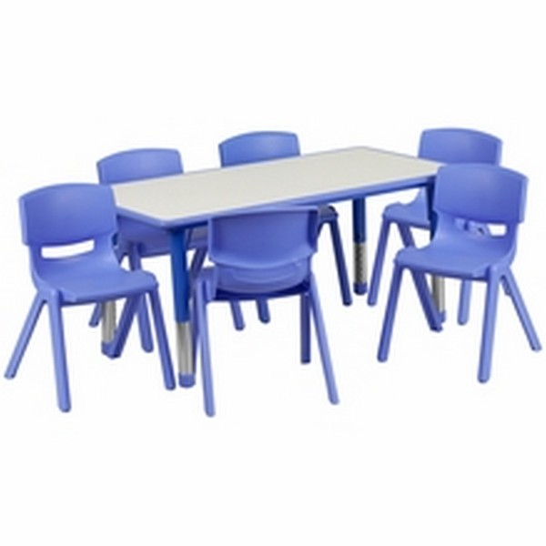 Preschool Activity Table Set