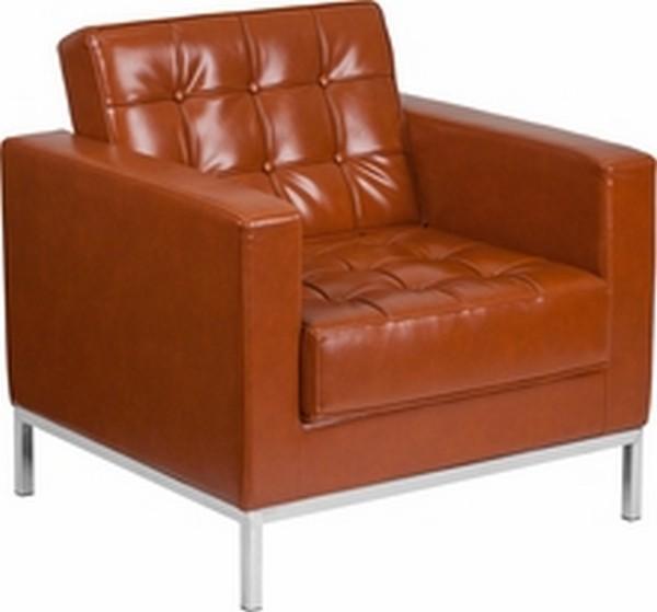 Cognac Reception Chair