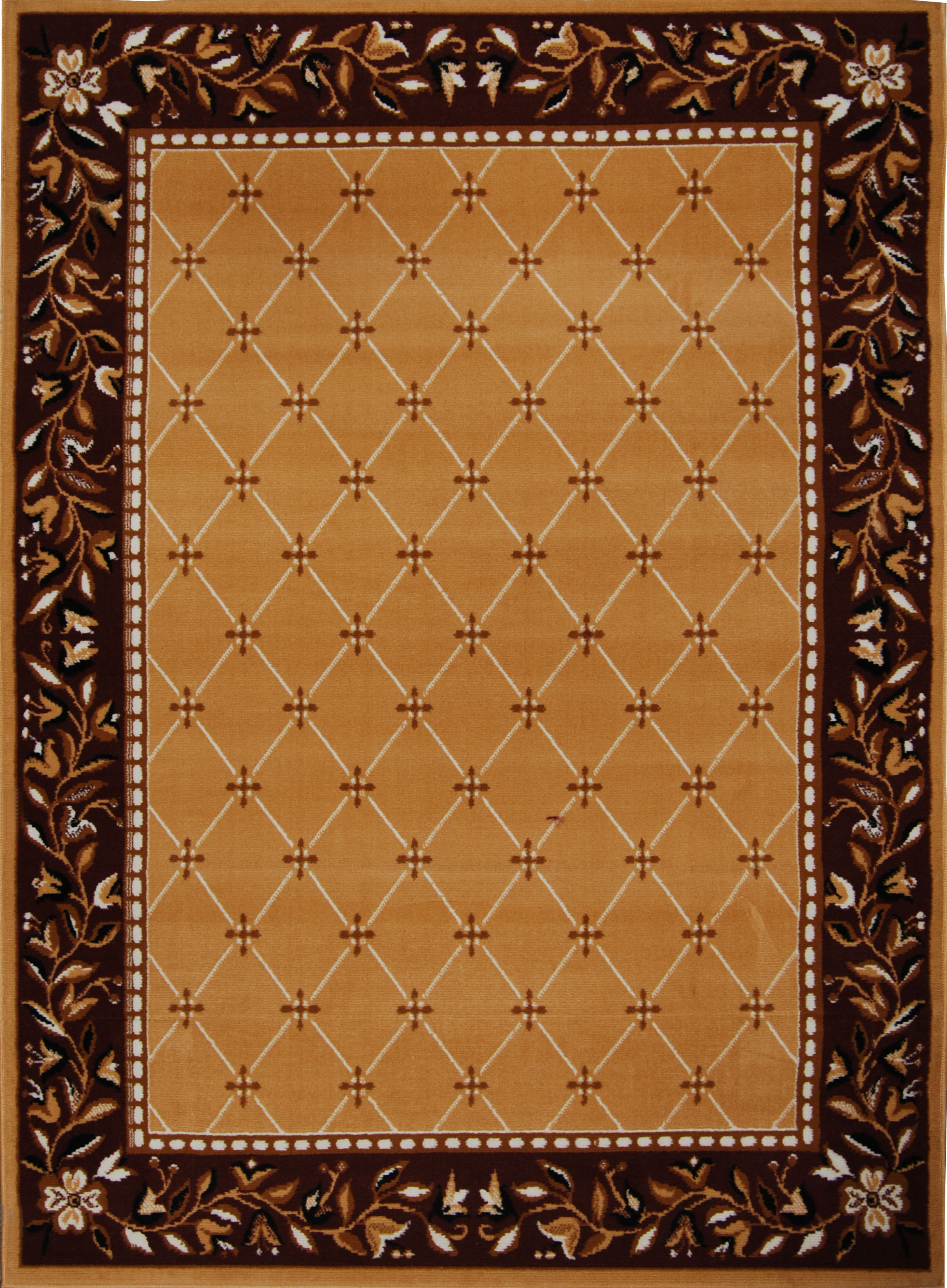 Premium Rug Machine Woven  Sand Area Rugs