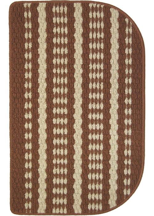Hudson Mat Machine Tufted   Brown Beige Area Rugs