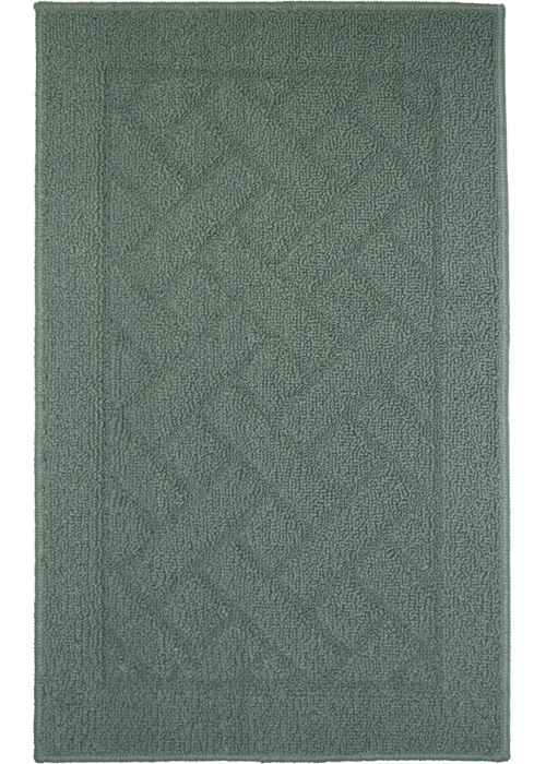 Latrice Mat Machine Tufted   Sage Area Rugs