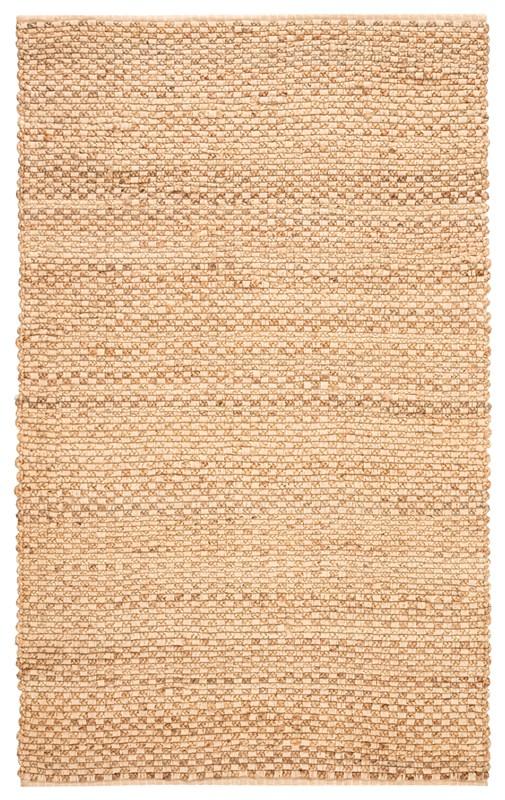 Jaipur Living Braidley Natural Solid Beige/ Beige Area Rug