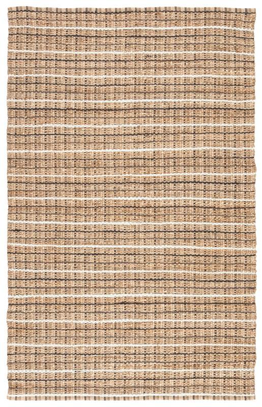 Jaipur Living Harringdon Natural Stripe Gray/ Beige Area Rug