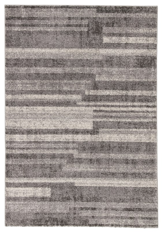 Jaipur Living Jerrica Geometric Gray Area Rug