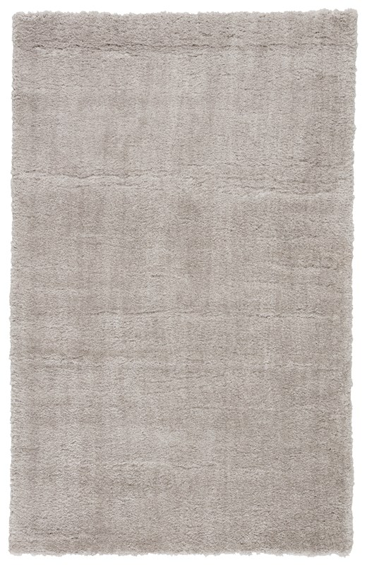 Jaipur Living Katya Solid Light Gray Area Rug