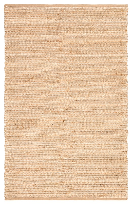 Jaipur Living Clifton Natural Solid Tan/ White Area Rug