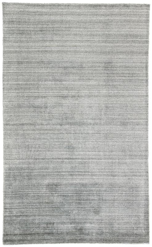 Jaipur Living Oplyse Handmade Solid Gray/ Black Area Rug