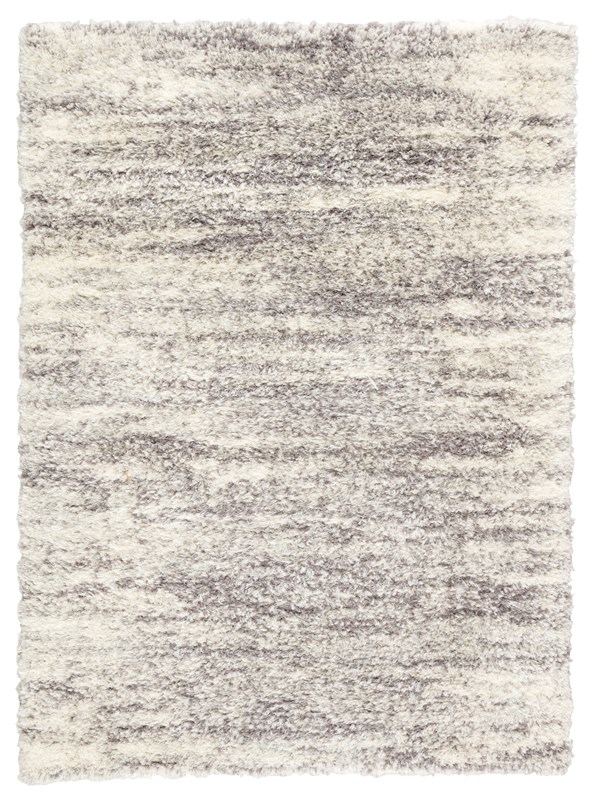 Jaipur Living Del Abstract Ivory/ Light Gray Area Rug