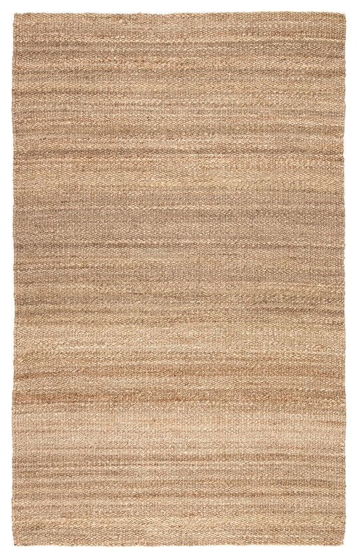 Jaipur Living Hilo Natural Solid Tan Area Rug