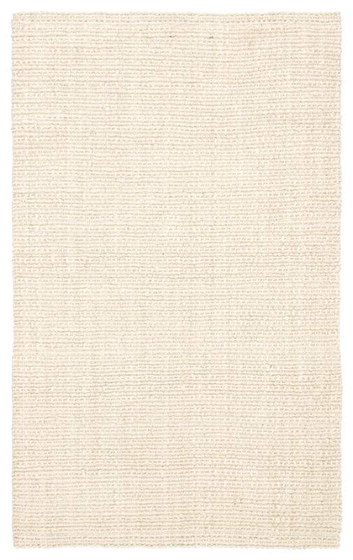 Jaipur Living Tyne Natural Solid Ivory Area Rug