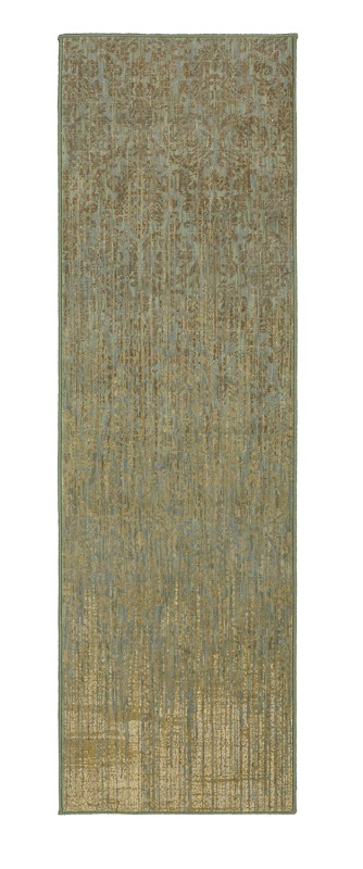Karastan Titanium Tiberio Seaglass
